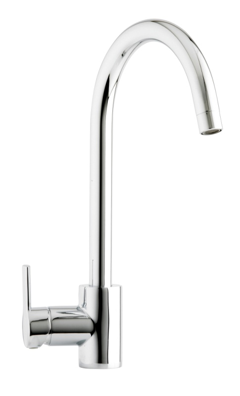Astracast Elera Single Lever Brushed Steel Tp0772