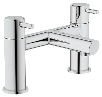 Grohe concetto bath filler 25102 - Grohe concetto shower ...