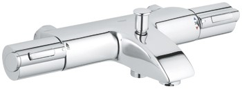 grohe grohtherm 1000 thermostatic bath shower mixer 1 2 34156