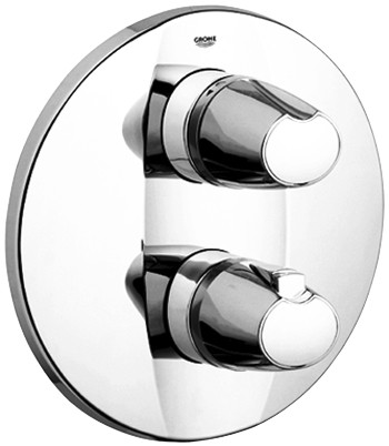 grohe grohtherm 3000 thermostatic bath shower mixer 19358. Black Bedroom Furniture Sets. Home Design Ideas
