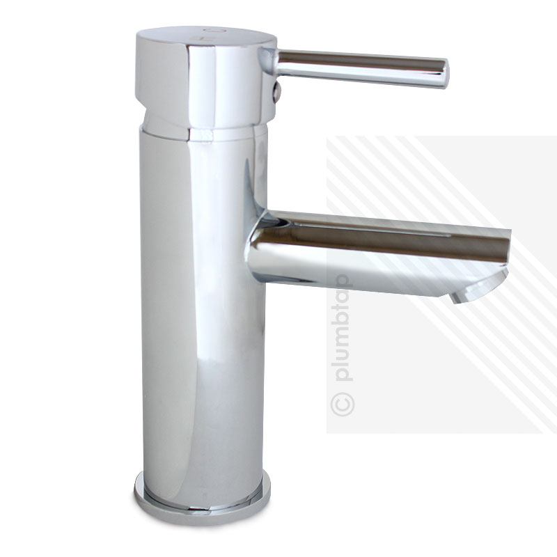 New Arian Sterling Bathroom Basin Mixer Tap