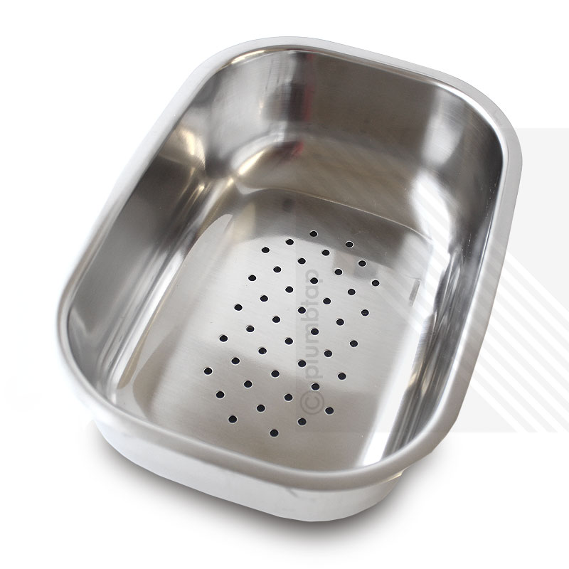 Kitchen Sink Drainer Basket For Arian Vortex Stainless