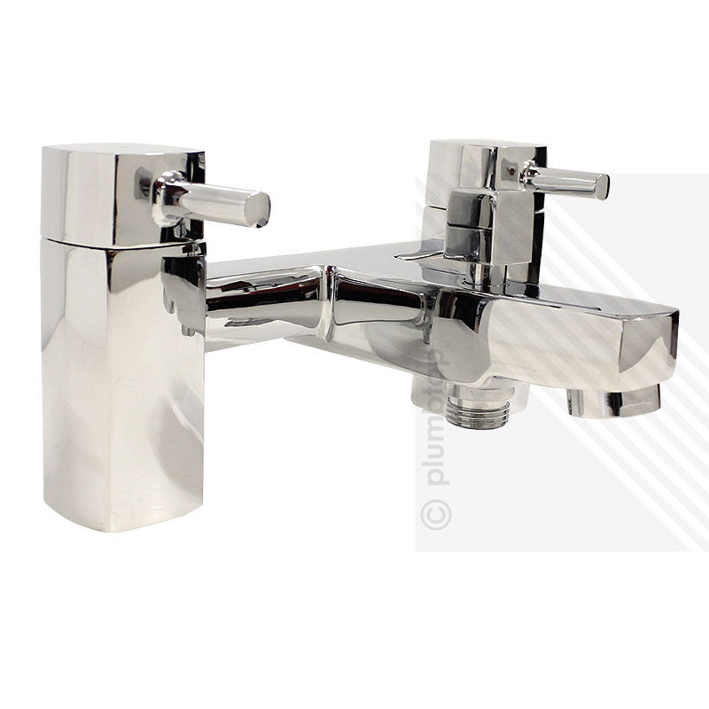 Orion modern bath shower mixer tap including accessories for Bathroom accessories taps