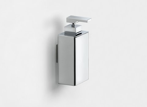 Pom D Or Urban Wall Mounted Soap Dispenser Chrome 497801