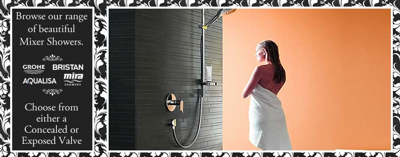 View our range of beautiful Mixed Showers