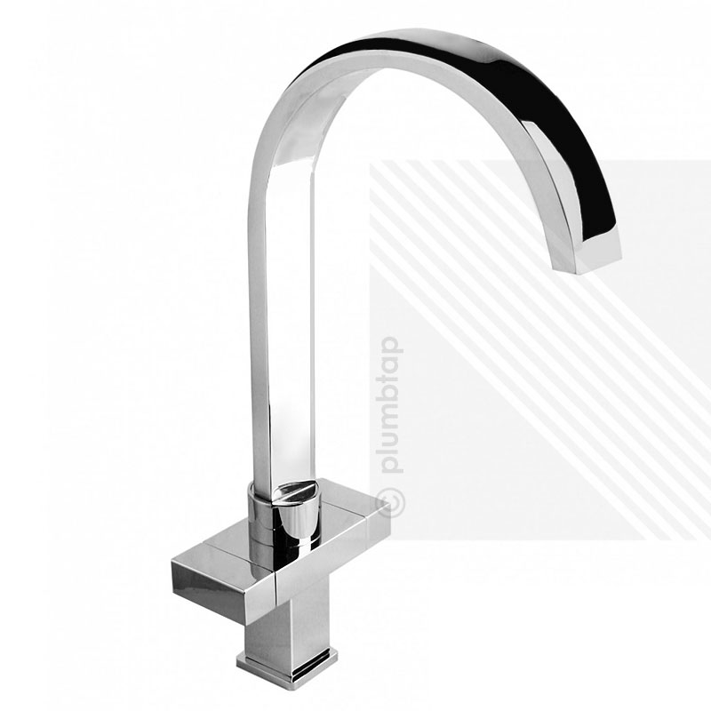 contemporary kitchen taps arian molly modern dual handled kitchen mixer tap chrome 2520
