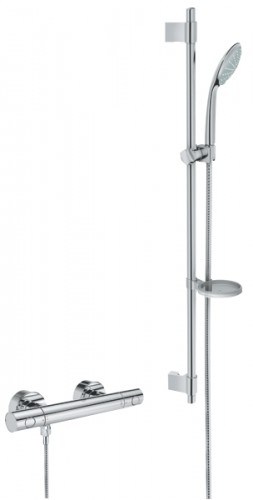 Grohe Grohtherm 1000 Cosmopolitan Thermostatic shower mixer 1/2\