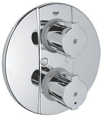 Grohe Thermostatic shower mixer Chrome 19416000