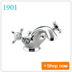 Bristan Bathroom Taps 1901