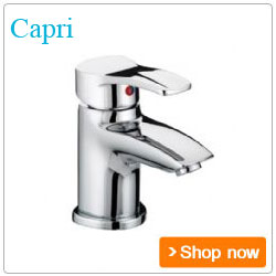 Bristan Bathroom Taps Capri