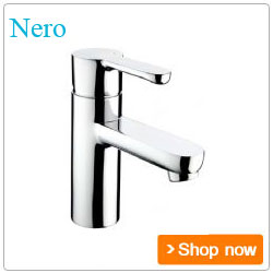 Bristan Bathroom Taps Nero