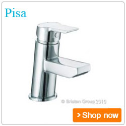 Bristan Bathroom Taps Pisa