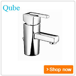 Bristan Bathroom Taps Qube