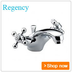 Bristan Bathroom Taps Regency