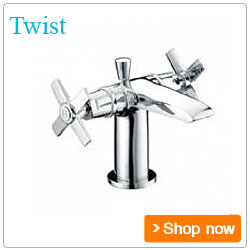 Bristan Bathroom Taps Twist