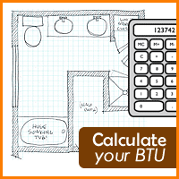 Calculate your ideal BTU