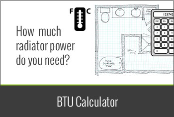 BTU Calculator to work out how much power you need