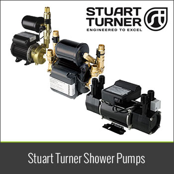 Take a look at the Stuart Turner Shower Pump Range