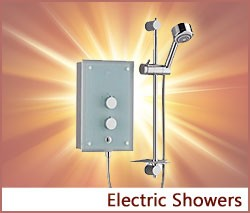 View our collection of Electric Showers