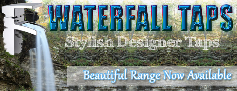 Waterfall Tap Banner